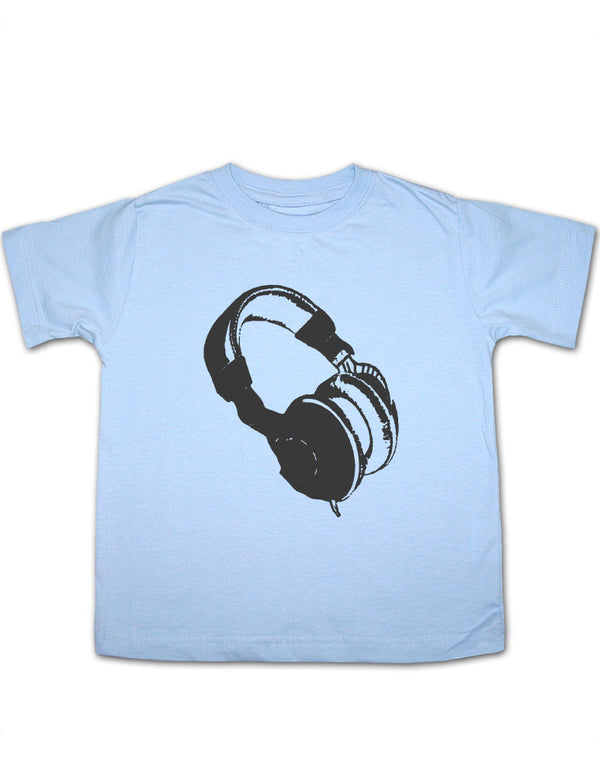 DJ Headphones Toddler Tee Shirt