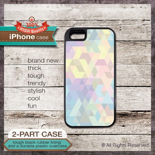 Minimalist Geometric design - Design Cover 28 - Choose from iPhone 4/4S, 5/5S, 5C, Samsung Galaxy S3 or S4 Case