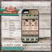 Native American - Design Cover 40 - Choose from iPhone 4/4S, 5/5S, 5C, Samsung Galaxy S3 or S4 Case