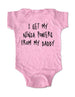I get my ninja powers from my Daddy - Baby Onesie Bodysuit, Infant, Toddler, Youth Shirt
