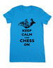 Keep Calm And Chess On - Women & Men Shirt