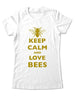 Keep Calm And Love Bees - Women & Men Shirt
