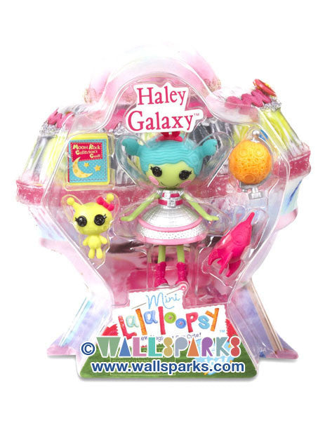 Mini Lalaloopsy Haley Galaxy