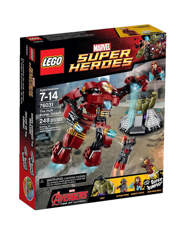 LEGO The Hulk Buster Smash (76031)