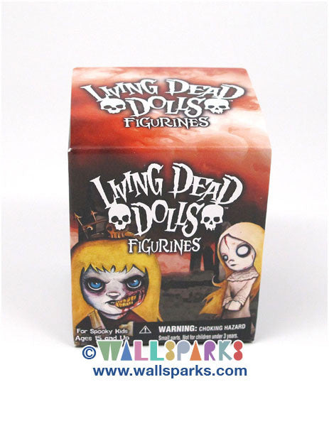 Toyz Mezco Living Dead Dolls Series 3 Mini-Figure Random Blind Box