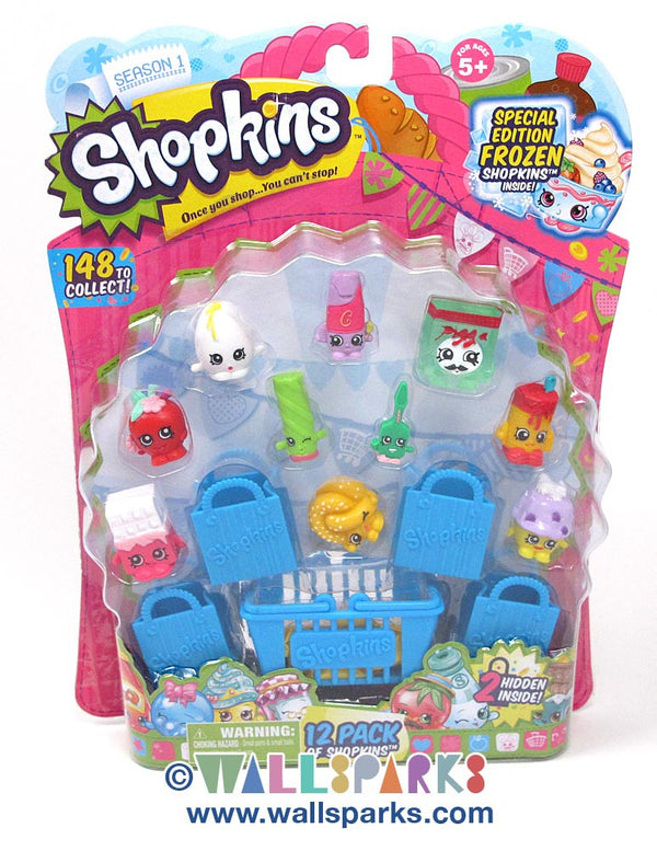 Shopkins 12 Pack - Pack02