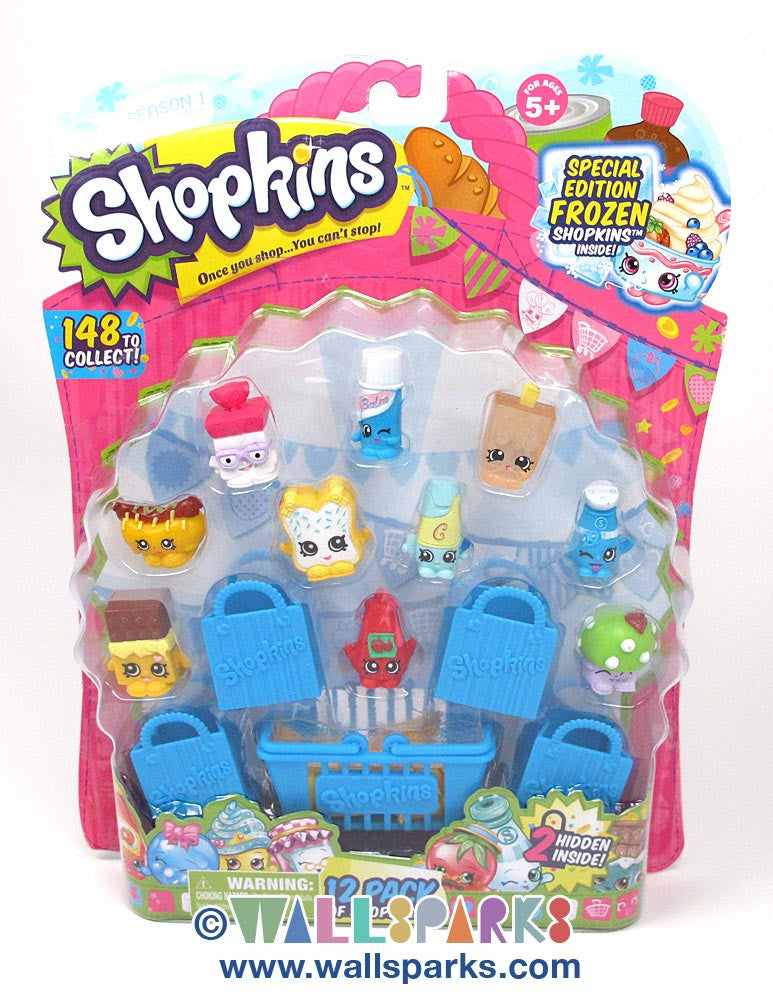 Shopkins 12 Pack - Pack03