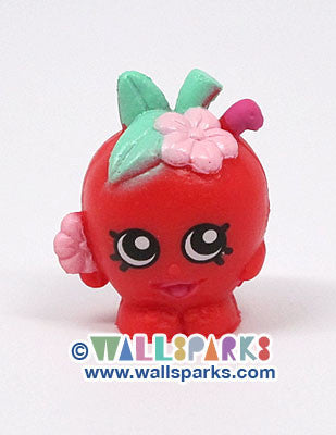 Shopkins Season 1 Red Apple Blossom #1-001