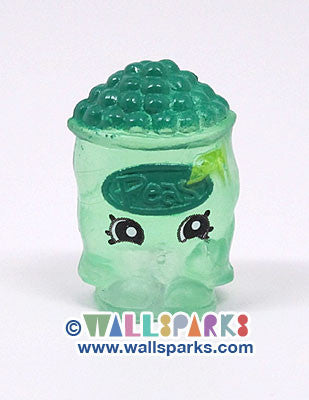Shopkins Season 1 Green Freezy Peazy Special Edition Frozen  #1-128
