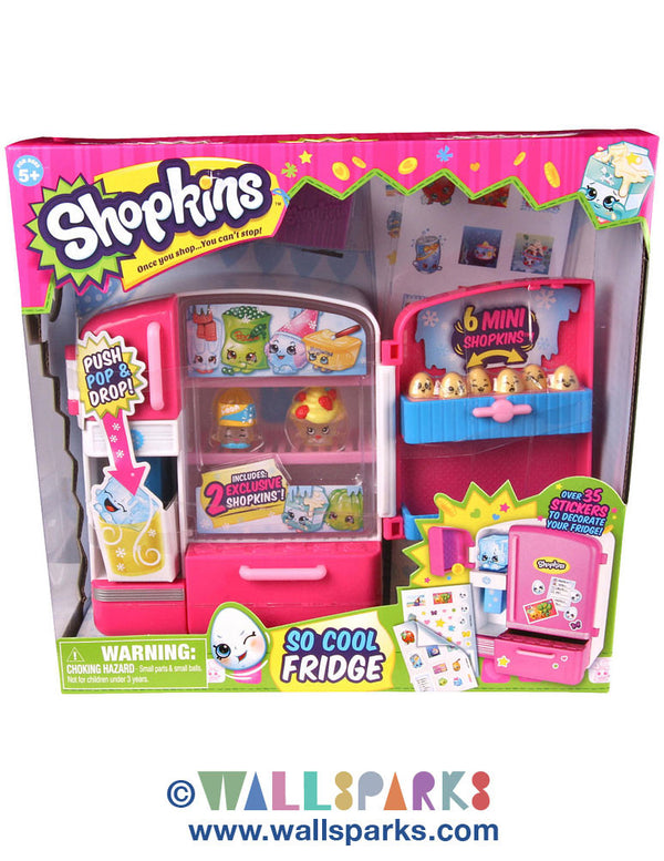 "Shopkins Season 2 ""So Cool Fridge"" by Moose Toys BRAND NEW SEALED"