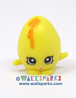 Shopkins Season 1 Yellow Googy #1-080