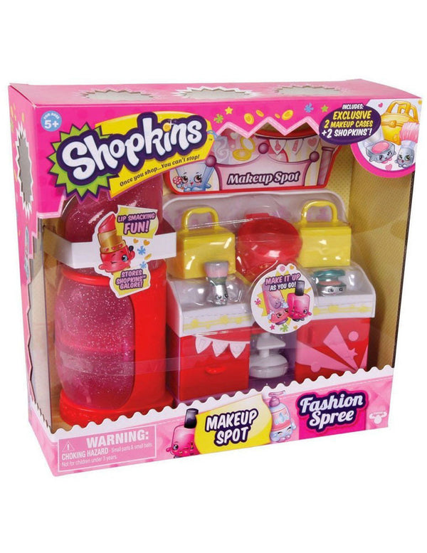 Shopkins Season 3 Playset - Make Up Spot