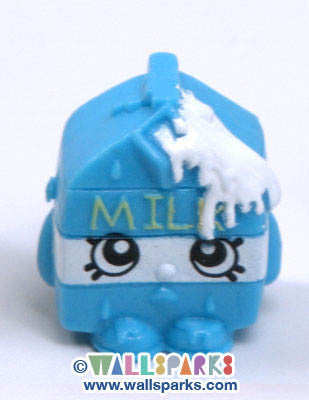 Shopkins Season 1 SPILT MILK #067 - RARE