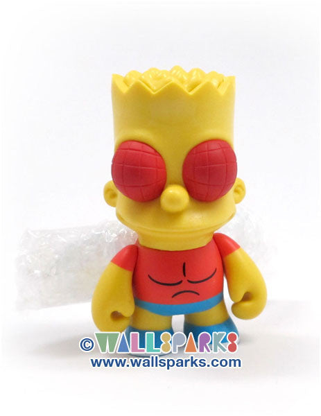 The Simpsons Treehouse of Horror - Bart Fly - Kidrobot Designer Toy
