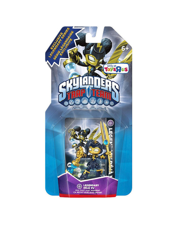 Skylanders Legendary Trap Team Single Core - Deja Vu - Exclusive