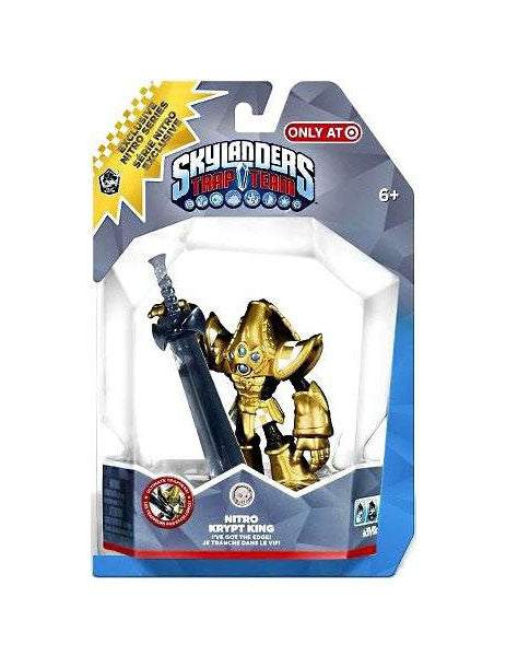 Skylanders Trap Team Nitro Krypt King - Exclusive