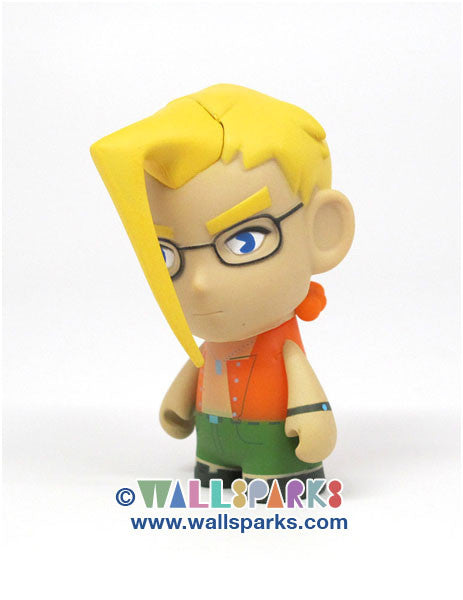 Street Fighter Charlie Kidrobot Mini Figure Series 2