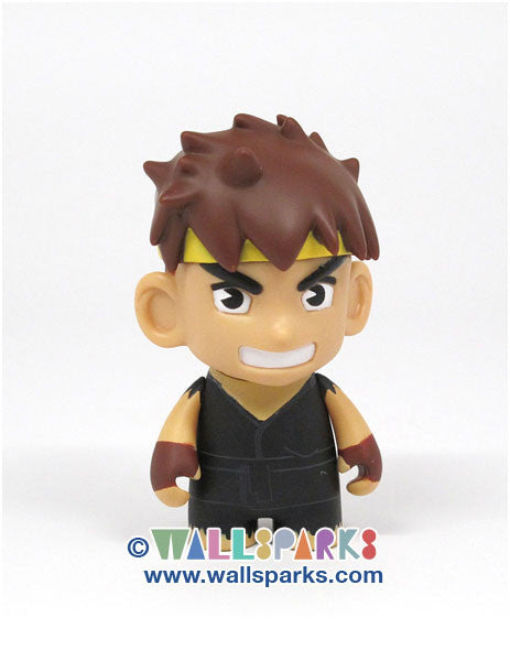 Street Fighter Ryu Kidrobot Mini Figure Series 2