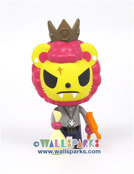 Tokidoki Royal Pride Vinyl Toy Collectible Lion Papa