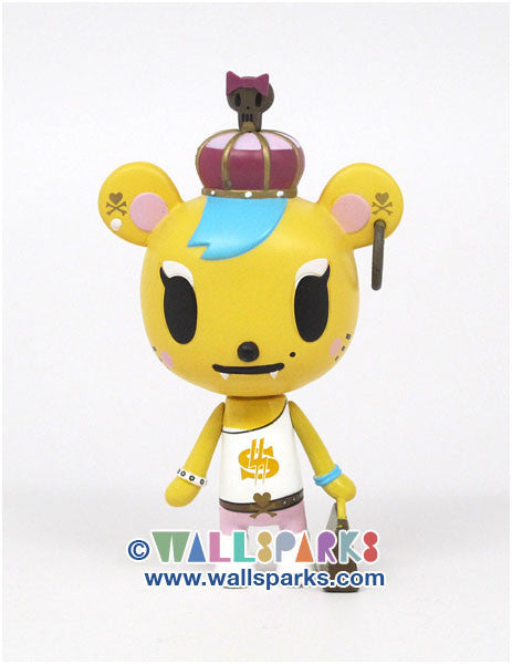 Tokidoki Royal Pride Vinyl Toy Collectible Savana