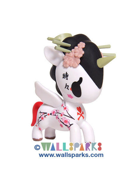 Tokidoki UNICORNO Series 2 Sakura NEW mini vinyl figure by Simone Legno