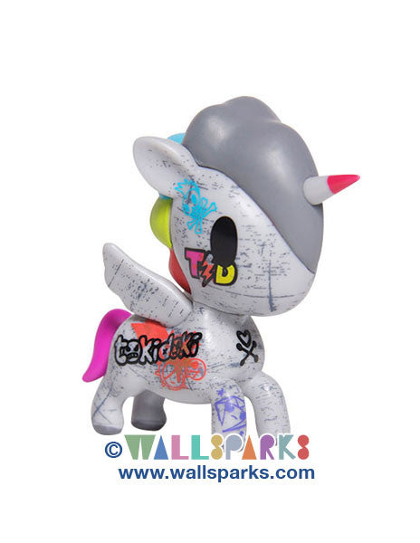 Tokidoki UNICORNO Series 2 Vandalo NEW mini vinyl figure by Simone Legno