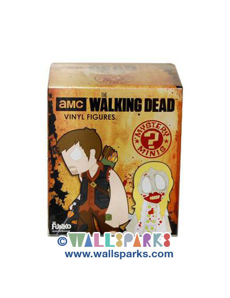 The Walking Dead Mystery Funko Mystery Minis Vinyl Figure BLIND BOX Series 1 New & Sealed