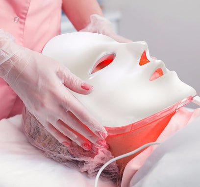 Electric Facial Mask Therapy LED