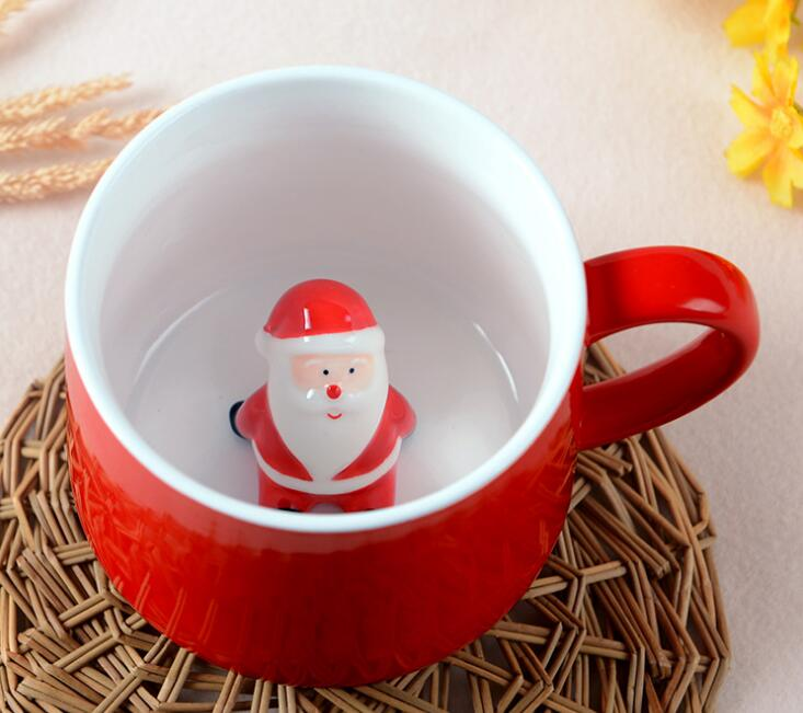 Christmas Favors Ceramic Mug