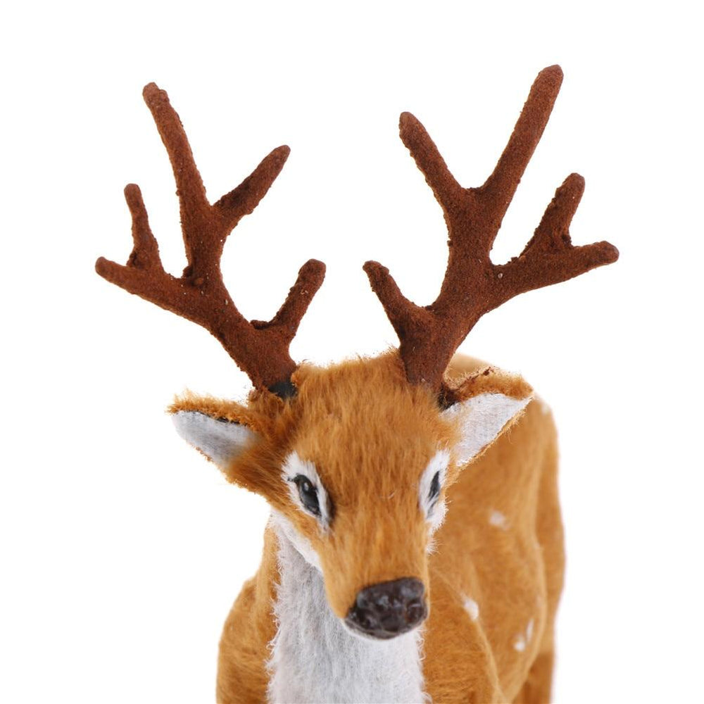 Christmas Elk Decor