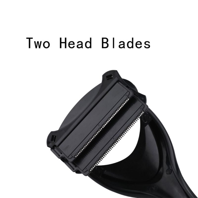 Head Blade Back Hair Shaver Removal