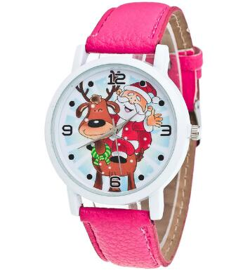 Leather Watches Christmas Decoration