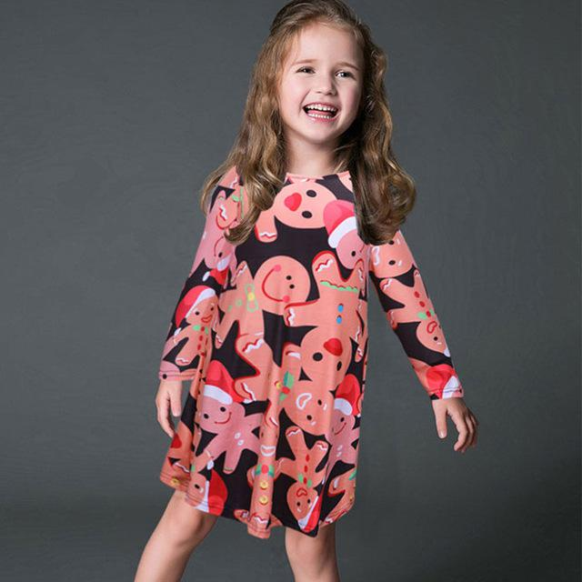 Christmas Dress For Mom-Kids