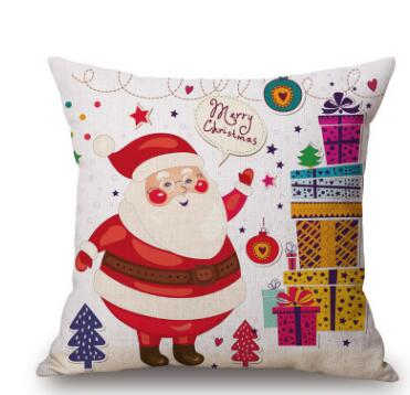 Christmas Cushion Cover