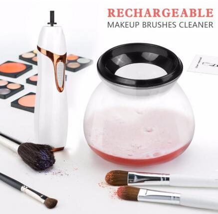 Electric makeup brushes cleaning Automatic washing machine