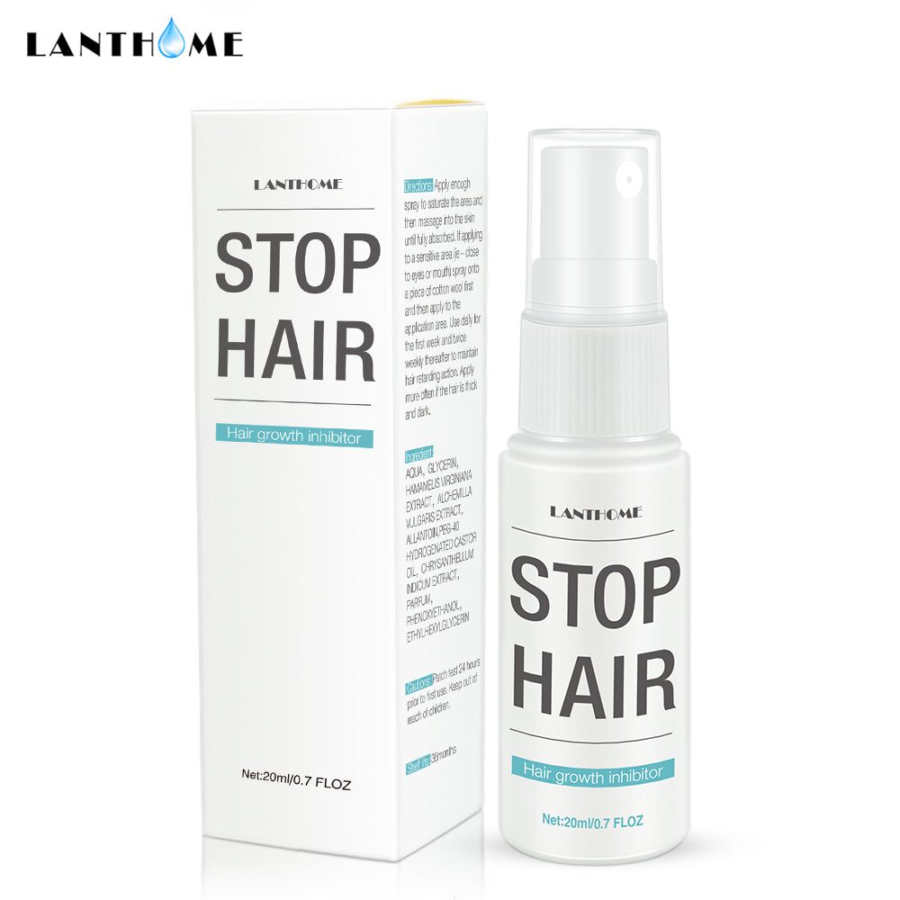 Permanent Stop Hair Growth Inhibitor