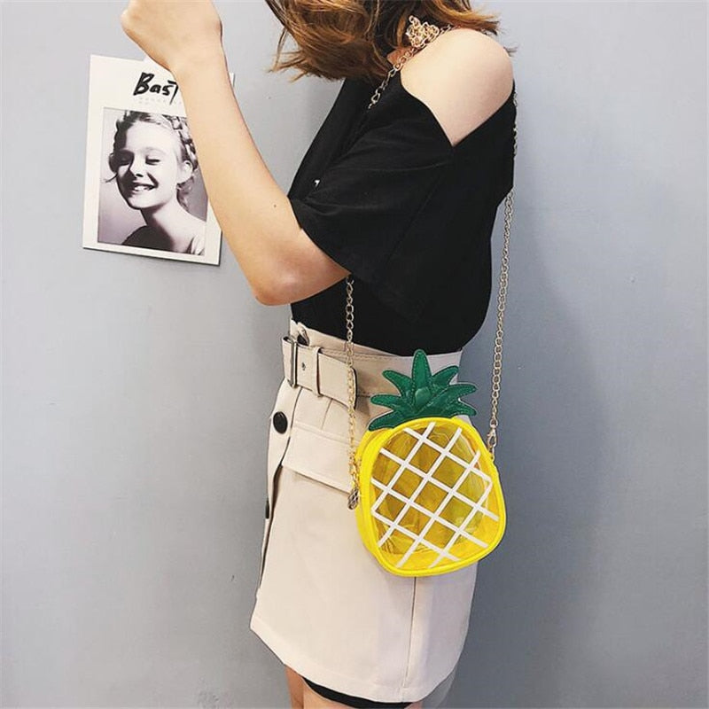 2020 Pineapple Mini bag