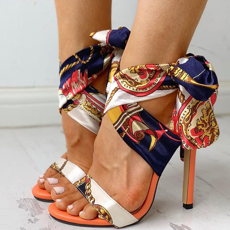 Fashion High Heels Sandal