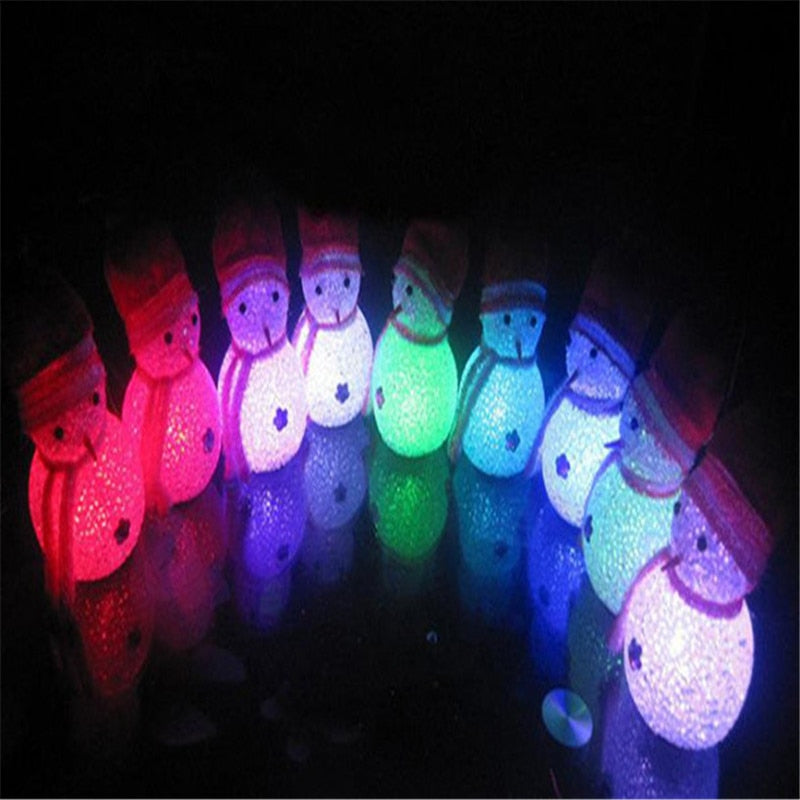 Light Up Snowman Christmas Decoration