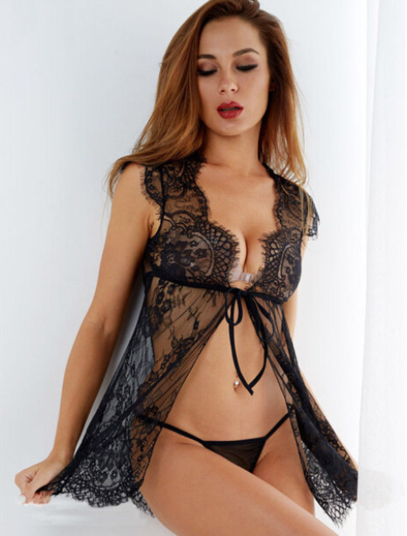 Lace Dress Sexy Lingerie