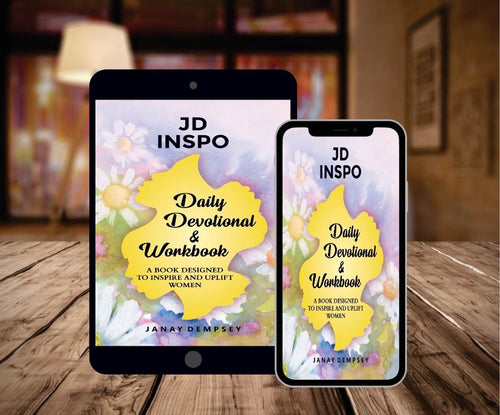 JD Inspo Daily Devotional & Workbook (E-book)