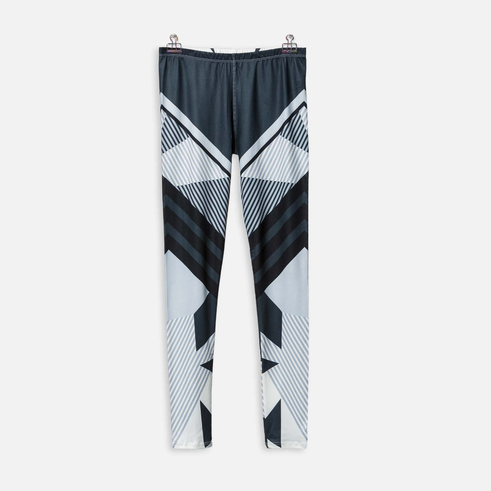 Legging Grey Geo
