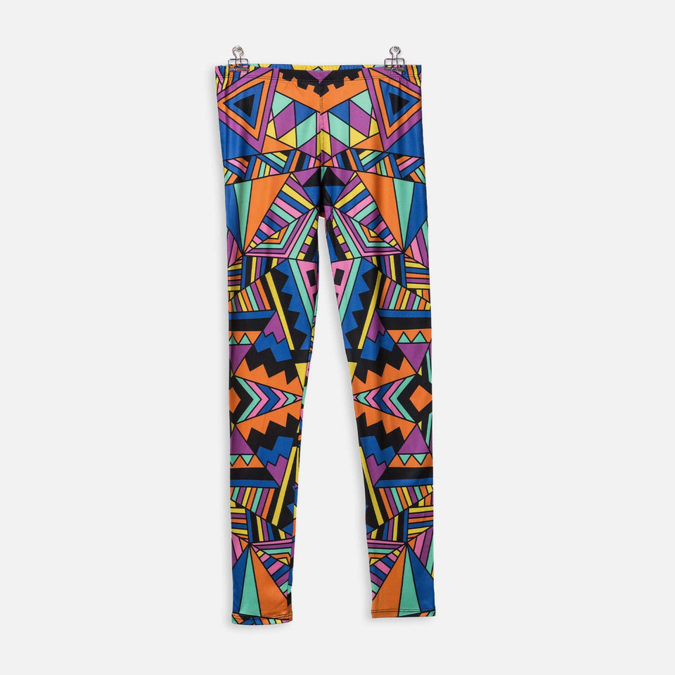 Legging Geo Tribal