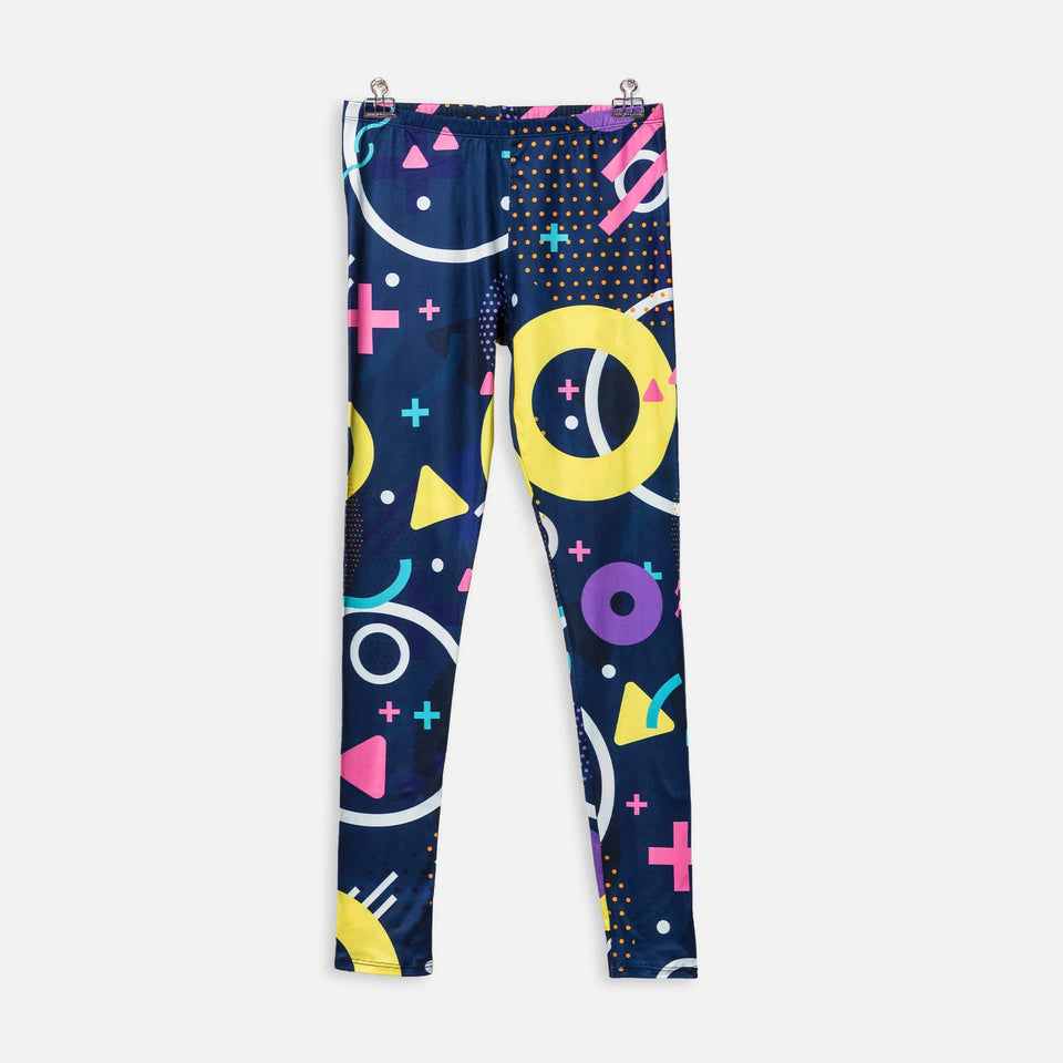 Legging Geo Pop