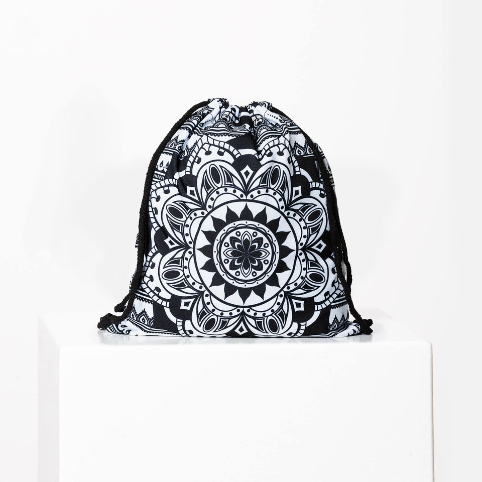 Mandala Black & White