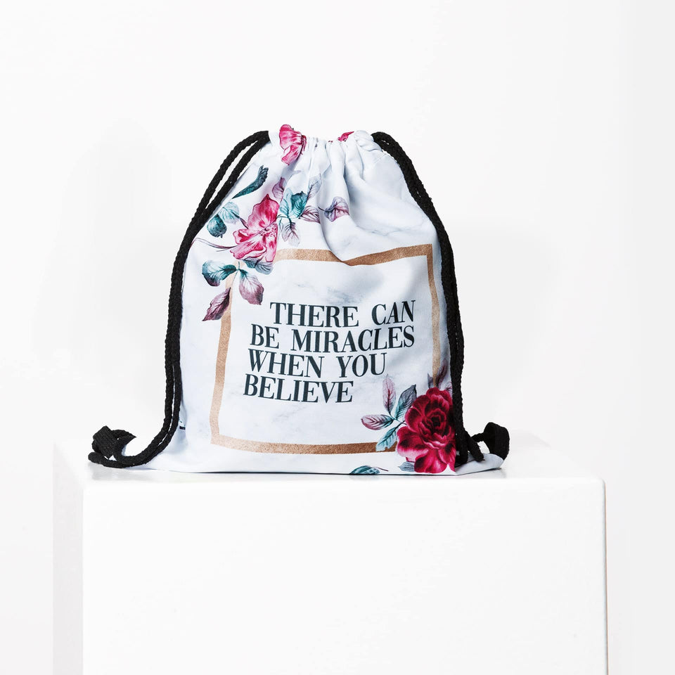Miracles Gym Bag