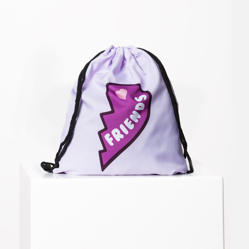 Set: Best Friends Gym Bags