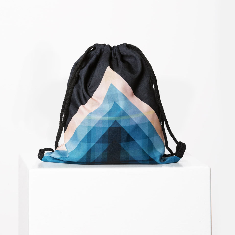 Triangle Top Gym Bag