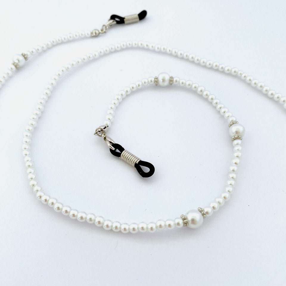 Brillenkette Pearls
