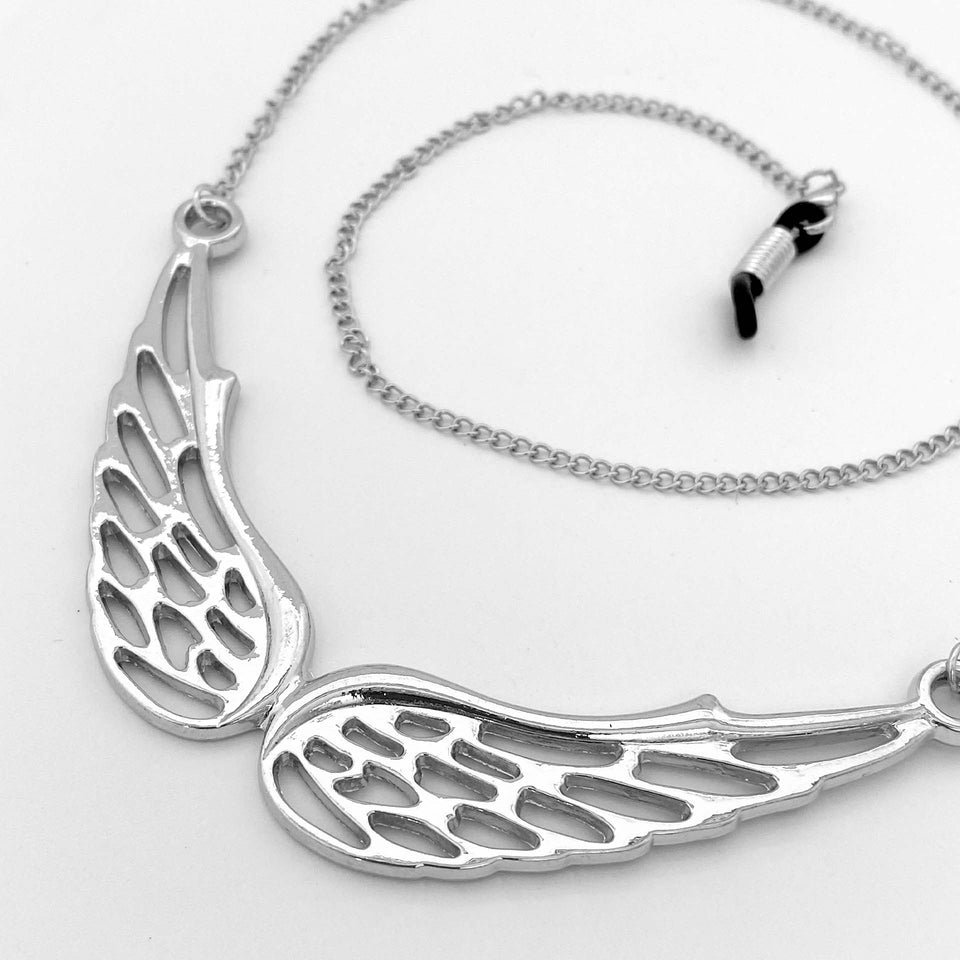 Brillenkette Silver Angel